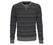 Pullover basaltgrau / mischfarben