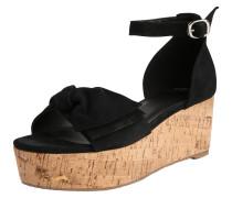 Sandale 'Firenze' schwarz