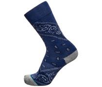 'Everyday Foundation Barrio 2' Socken blau