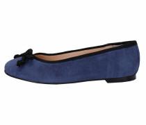 Ballerinas 'millie' blau / blue denim