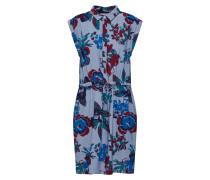 Kleid blau / mischfarben