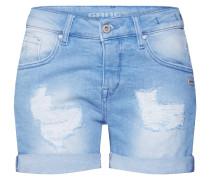 Shorts 'orseta' blue denim / hellblau