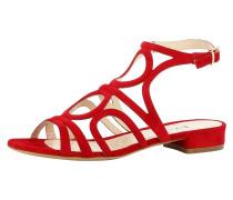Sandale Salvina rot
