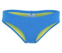 Bikinihose 'unique' blau