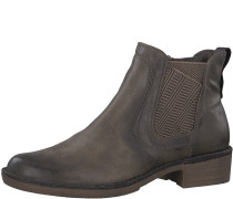 Chelsea-Stiefelette taupe