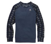 Oak Crew Sweatshirt blau