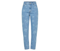 Loosefit-Jeans 'Nora' hellblau
