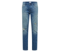 Jeans 'onsloom' blue denim