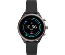 Smartwatch 'ftw6024' schwarz
