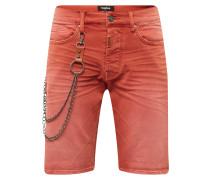 Jeans 'Ove' dunkelorange