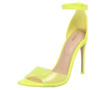 Riemchensandalette 'ligoria' gelb