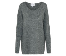 Oversized Pullover 'Mille' anthrazit