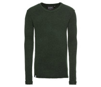 Pullover 'Tamir' dunkelgrün