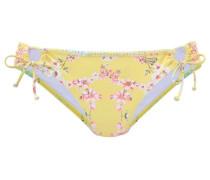 Bikini-Hose 'Ditsy' gelb / mischfarben