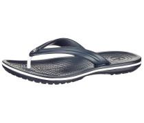 Sandale 'Crocband Flip M' navy / weiß