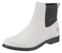 Chelsea-Boot 'Dayane' weiß
