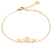 Armband 'Ahoy Ph-B-Pb-G' gold