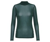 Strickshirt 'Nolia' dunkelgrün