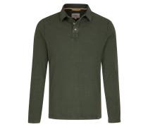 Polo-Shirt dunkelgrün