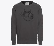 Sweatshirt 'Felix the Cat' anthrazit