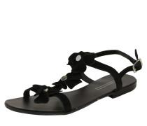 Sandale 'Helsy' schwarz