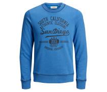 Sweatshirt himmelblau