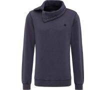 Sweatshirt violettblau