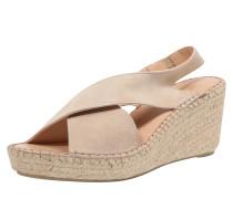 Sandale 'shakira' nude