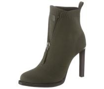 Stiefelette 'Street Heel' khaki