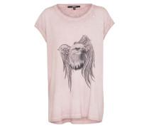 Shirt 'Eagle Eye' rosa