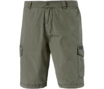 'adventure Cargo' Shorts oliv
