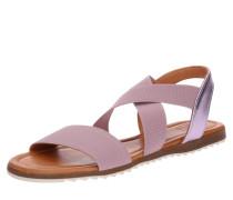 Sandale 'Beta' beige / pink