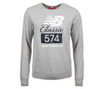 'Classic 574' Sweatshirt grau