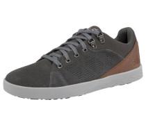 Sneaker anthrazit / braun