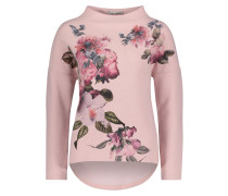 Pullover mischfarben / rosé