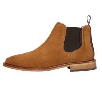 Chelsea-Boots schoko / cognac