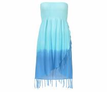 London Strandkleid blau