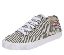 Sneaker 'Malibu S' hellbeige / navy