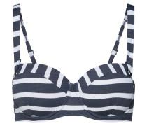 Bikinitop 'valencia Beach' navy / weiß