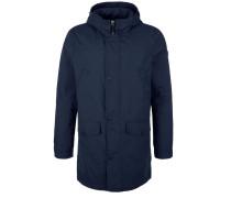 Outdoor-Jacke mit Weste nachtblau / rot