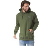 Kapuzenpullover 'Embro Gull 2' grün