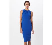 Kleid 'Sleeveless Midi Dress' blau / saphir