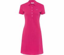 Shirtkleid pink