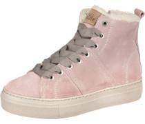 Stiefeletten pink