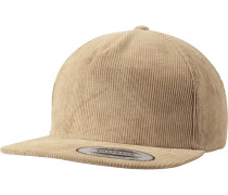 Snapback 'Premium Corduroy' sand