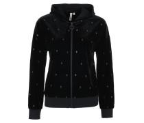 Blouson-Jacke schwarz