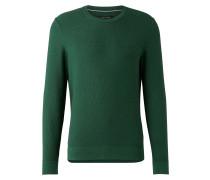 Strickpullover smaragd