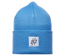 Mütze himmelblau