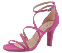 Sandalette fuchsia