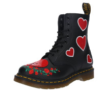 Stiefel '8 Eye Boot Pascal Hearts'